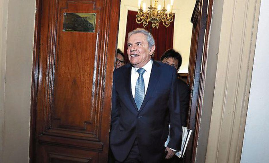 Junto a Castañeda, la Fiscalía investiga a otras 17 personas por el caso OAS. (GEC)