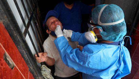 Coronavirus en Perú: operación Tayta realizó sus primeras ocho intervenciones en todo el país (Foto: Mindef)