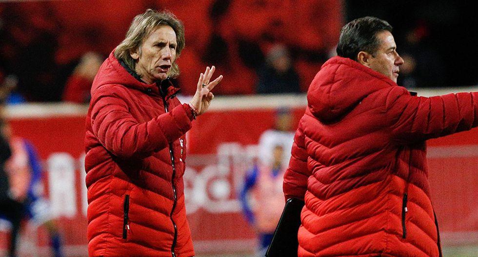 "Ricardo gareca tildó de ""misterio"" la derrota de la selección peruana. (Foto: EFE)"