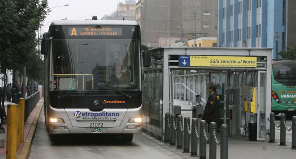 Protransporte usará buses. (Rochi León)