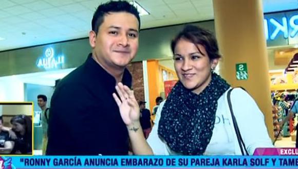 Karla Solf confesó que fue víctima de agresión física por parte del excarcelado Ronny García. (Latina)