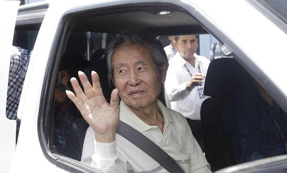 Alberto Fujimori (Perú21)