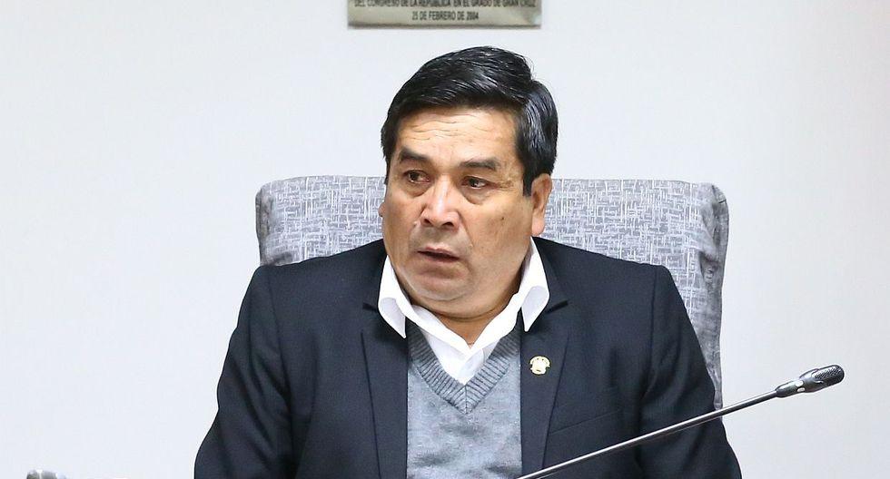 Benicio Ríos ya no representará a APP en las comisiones. (Foto: Congreso de la República)