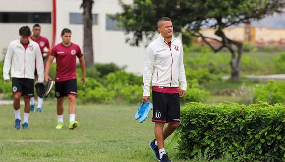 Donald Millán llegó a Campo Mar para trabajar con la 'U' (Foto: Facebook de Universitario de Deportes)