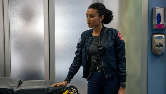 Chicago Fire 9: ¿por qué Annie Ilonzeh no volverá como Emily Foster en la temporada 9? (Foto: NBC)