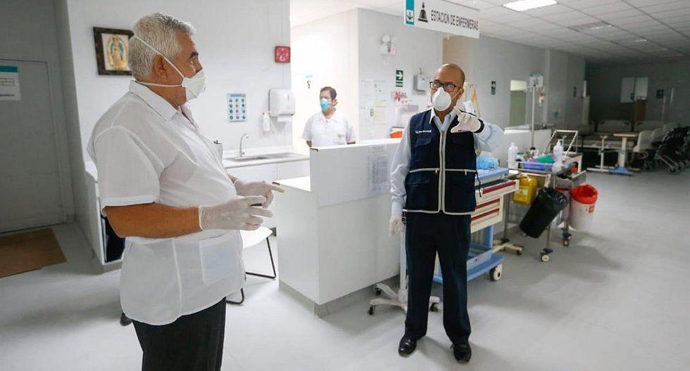 Gobierno oficializó norma que le otorga facultades para enfrentar el coronavirus en el Perú. (Foto: Difusión)