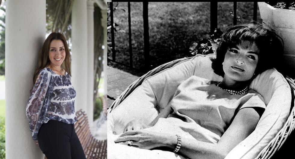 Fátima Arrieta cree que Jacqueline Kennedy Onassis tenía una elegancia especial. (Foto: El Comercio/ AFP)