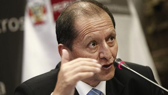 Merino dio estas declaraciones desde Arequipa. (Perú21)