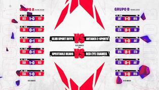 Claro Gaming Stars League: Descubre a los clasificados en la octava fecha de la competencia peruana