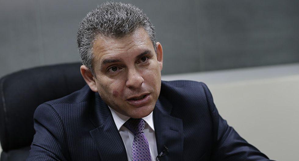 Rafael Vela afirmó que OAS reconoce actos delictivos y se compromete a entregar pruebas documentales así como al pago de una reparación civil. (Foto: GEC)