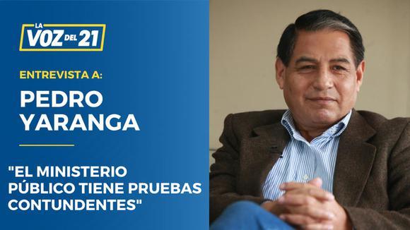 Interview Pedro Yaranga