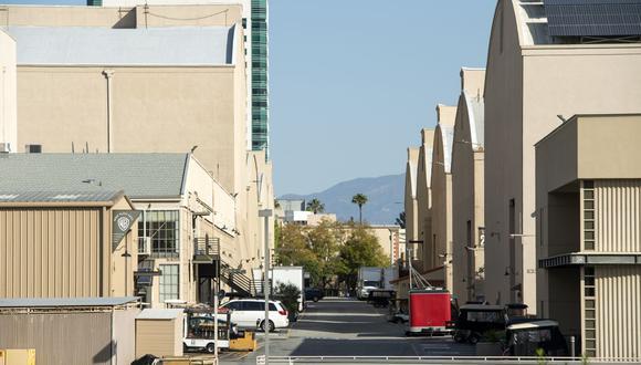 Hollywood detiene sus producciones por incremento de casos de COVID-19 en Los Ángeles. (Foto: VALERIE MACON / AFP)