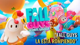 Jugamos lo nuevo de Fall Guys