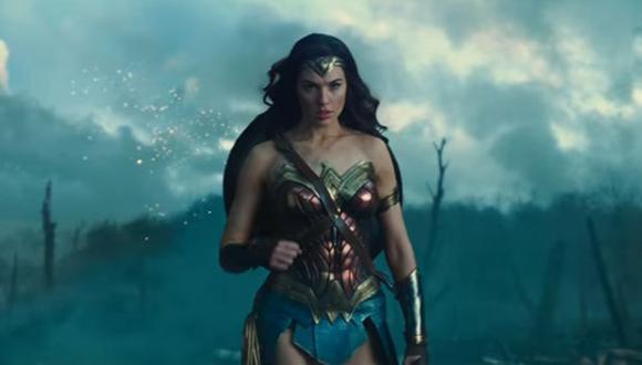 'Wonder Woman': Ya salió el tráiler oficial de la película que protagoniza Gal Gadot. (Captura de video)