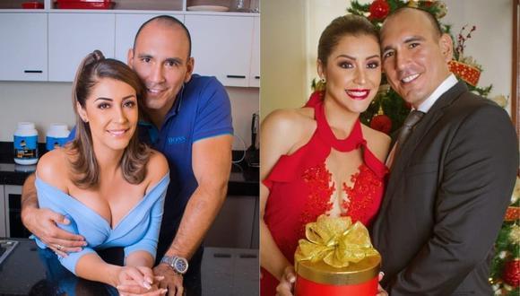 Karla Tarazona y Rafael Fernández están a punto de cumplir su primer aniversario.(Foto: @rafaelmfernandezs)
