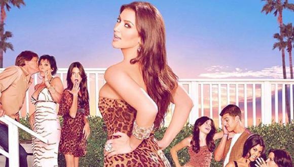 """""""Keeping Up With The Kardashians"""" llegará a su fin después de 20 temporadas (Foto: E! Entertainment Television)"""