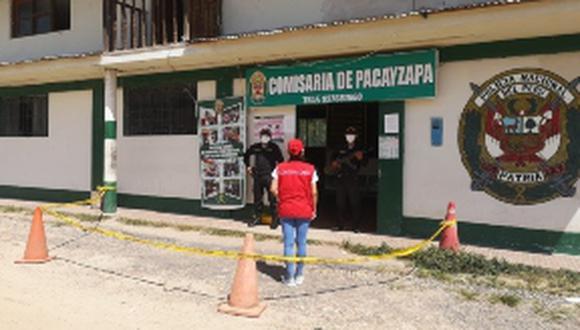 San Martín: Contraloría detectó que al 85 % de policías en la región no se les realizó pruebas rápidas (Foto: Contraloría)
