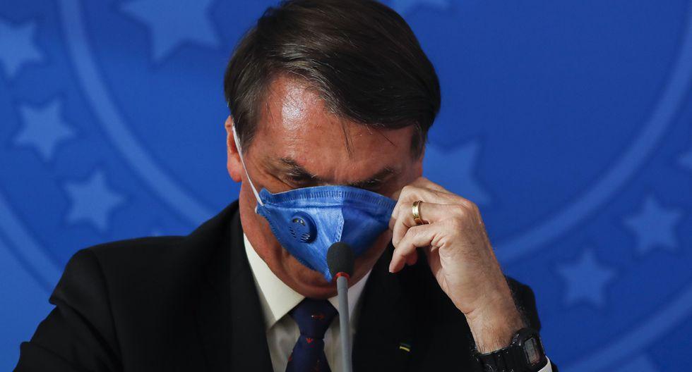 """Jair Bolsonaro sobre avance del COVID-19 en Brasil: """"Van a morir, lo siento""""(Foto: AFP)"""