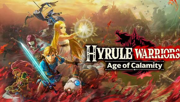 Hyrule Warriors Age Of Calamity Ya Esta Disponible La Version De Prueba Del Titulo Video Videojuegos Hyrule Warriors Age Of Calamity Nintendo Nintendo Switch Videojuegos Peru21