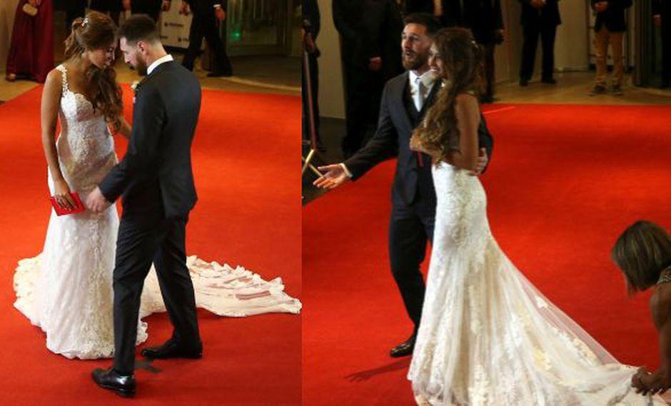Lionel Messi salió del apuro para colocar todo en orden. (Reuters)