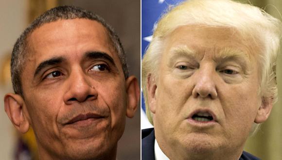 Barack Obama sugiere que Donald Trump conocía el peligro que suponía el coronavirus, pero que no hizo nada al respecto. (Foto: AFP)