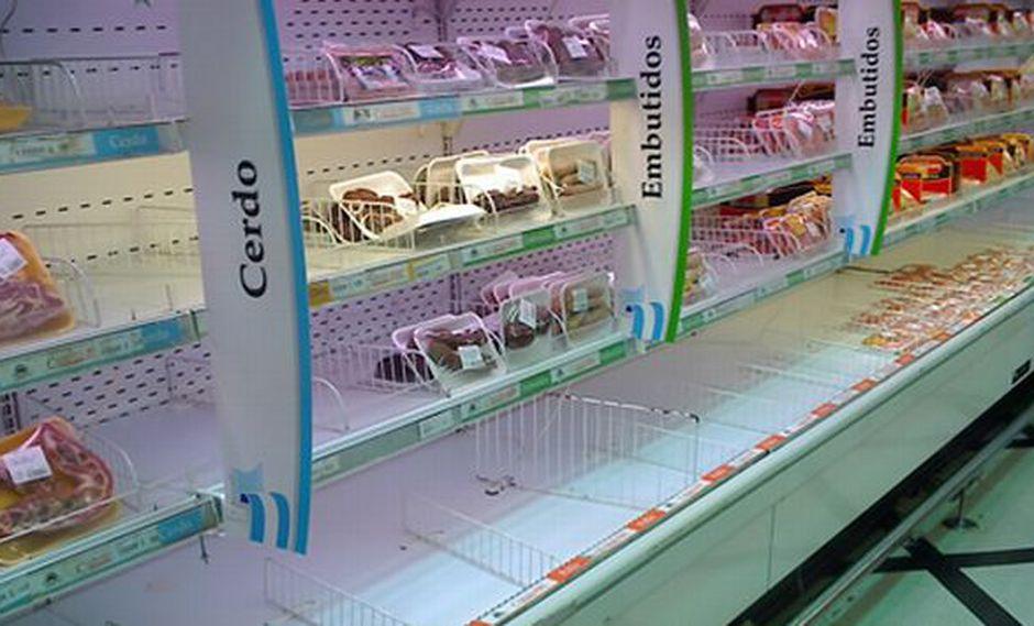 En Venezuela escasean alimentos básicos, pero sobran lo gourmet y los artículos de lujo. (Fuente: diarioenlamira.com)