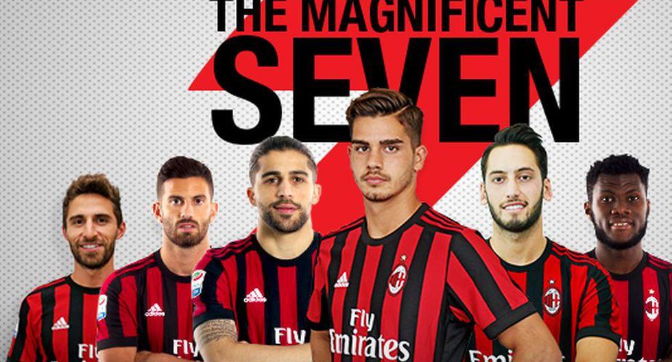 El Milan busca nuevamente el protagonismo que tuvo a inicios del siglo. (AC Milan)