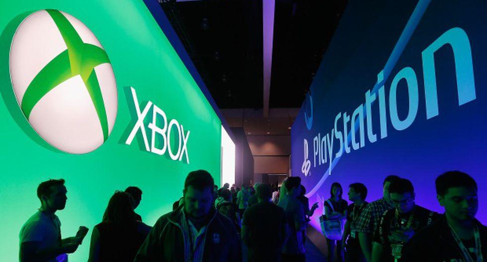 Sony y Microsoft son los dueños de PlayStation y Xbox, respectivamente. (Foto: AFP)