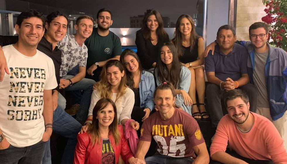 """""""America Kids"""": elenco se vuelve a reunir (Fotos: Instagram)"""