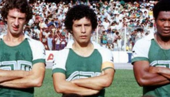 César Cueto fue homenajeado por el Atletico Nacional de Medellín. (colombia.as.com)