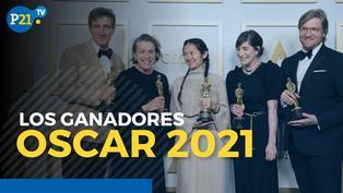 OSCAR 2021: Los ganadores y lo mejor de la ceremonia