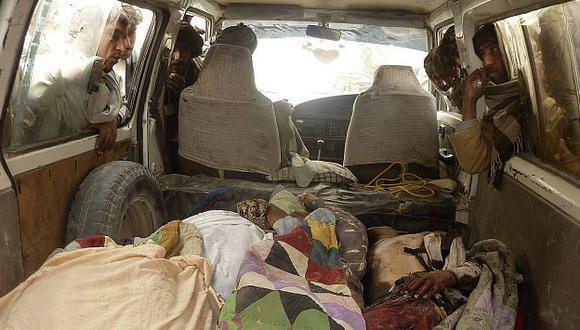 DRAMA. Consternación en la provincia de Kandahar tras este crimen que aún no ha sido esclarecido. (Reuters)