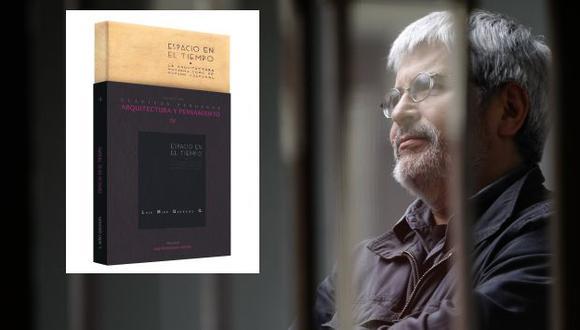 El profesor. Wiley Ludeña es el editor de la colección. (Mario Zapata)