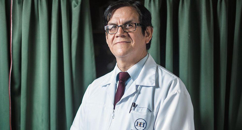 Coronavirus Peru  Ciro Maguiña del Colegio Médico: la cuarentena ...