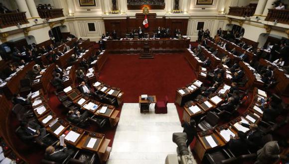 Congresista Luis Galarreta reveló que la oposición estaría condicionando al oficialismo para aplazar ley de sistema de pensiones. (César Fajardo)