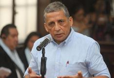 Antauro Humala: PJ le rechazó otro pedido de libertad condicional por no pagar reparación civil