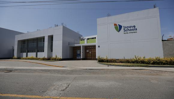 Innova Schools dará descuentos en pensiones y habilita el financiamiento en 12 cuotas sin intereses. (Foto: Francisco Neyra)