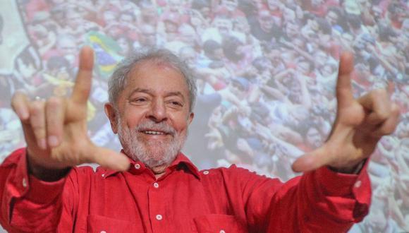 No es la primera vez que se realiza un festival de este tipo en homenaje a Lula. (Foto: AFP)
