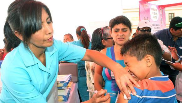 ¿Qué vacunas necesitan los niños en las diferentes etapas de su vida? (Foto: Andina)