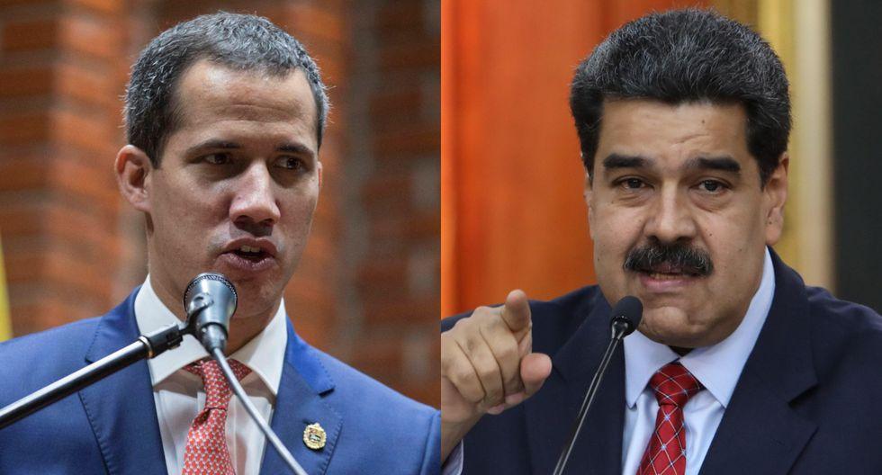 La mediación de Noruega es impopular en las filas de la oposición y Guaidó afirmó inicialmente que todo diálogo debe desembocar en la salida de Maduro y la convocatoria de elecciones. (Foto: EFE)