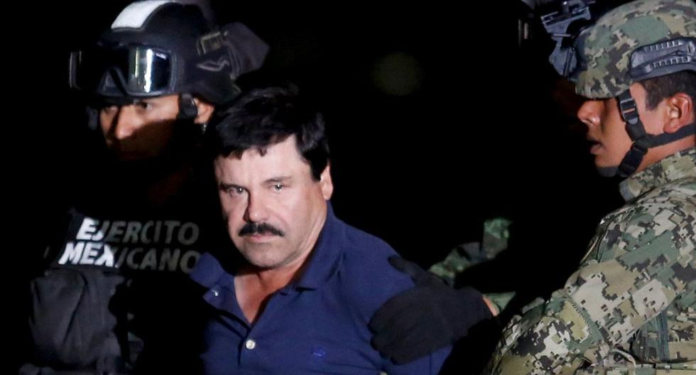 El Chapo Guzmán, de la cima gracias al narcotráfico a la penumbra de por vida. (Foto: Reuters)