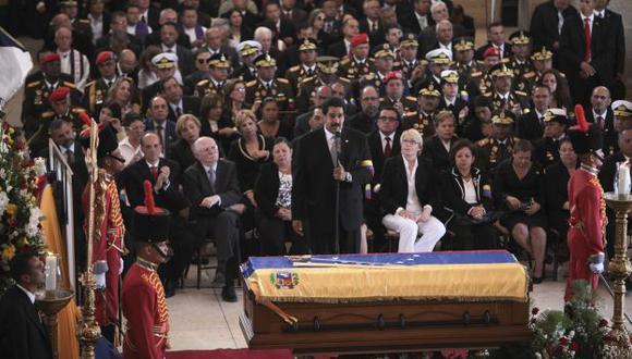 Con la presencia de la mayoría de presidentes de la región, Chávez recibió el último adiós con todos los honores. (