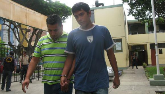 SICARIO TRAS LAS REJAS. Maleante habría ingresado al Perú con documentos falsificados. (Perú21)
