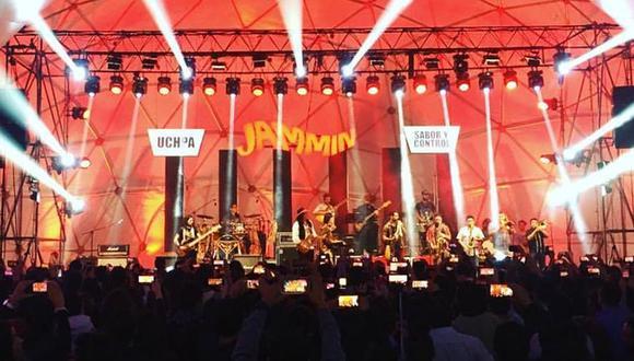 El programa de Movistar Música da escenario a bandas locales. (Facebook: Jammin)