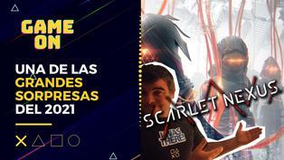 Scarlet Nexus: una de las grandes sorpresas del 2021