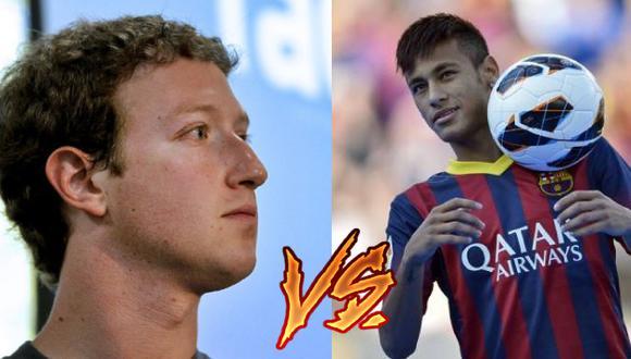 Mark Zuckerberg desafió en dominadas a Neymar Jr: ¿Quién resultó ganador?