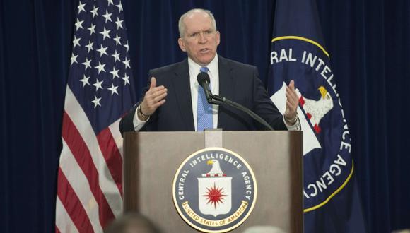 John Brennan, jefe de la CIA, defendió legalidad de métodos de interrogación. (AFP)