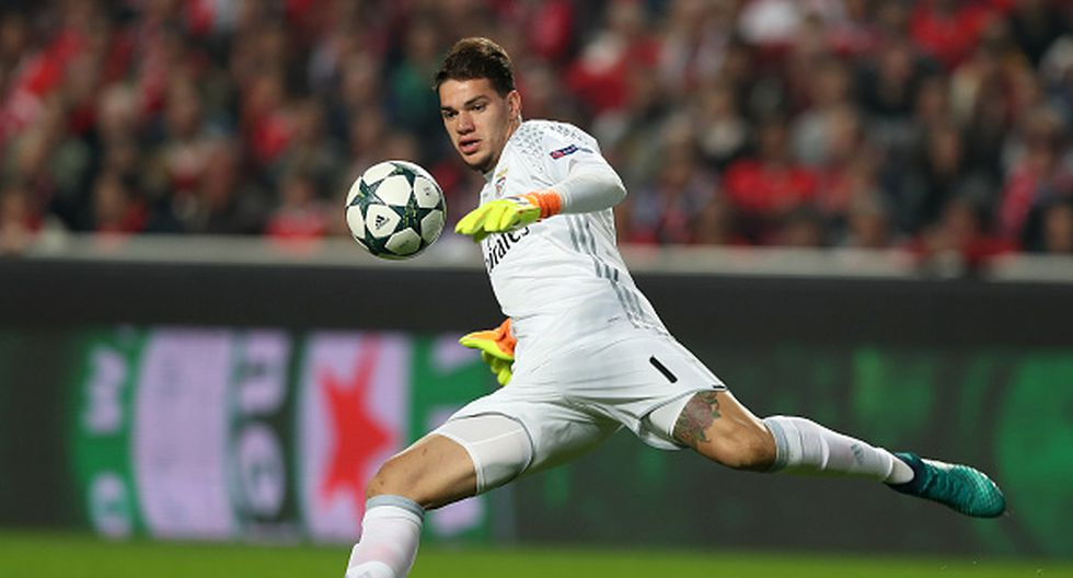 Ederson, Manchester City. (Getty Images)