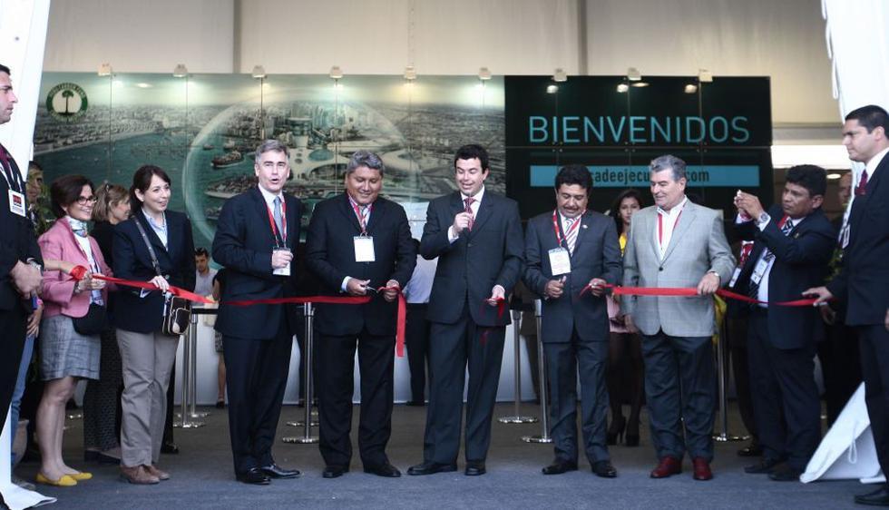 Hoy se inauguró la 51 edición de la CADE de Ejecutivos en Paracas, al sur de Lima. (Nancy Dueñas/Perú21)