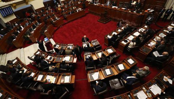 Pleno del Congreso se reúne hoy para definir comisiones. (Perú21)